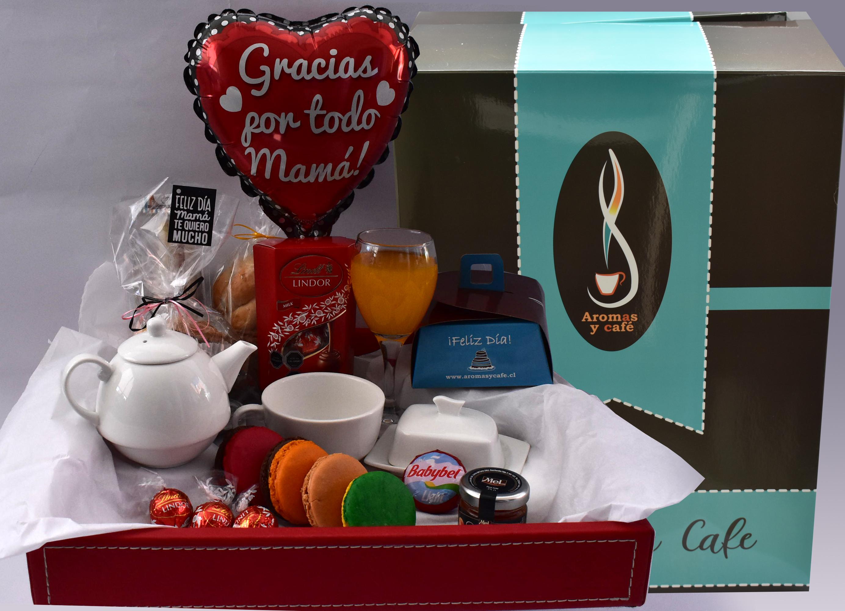 Desayuno Dia De La Madre Cipolletti